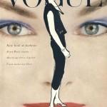 April 1, 1954 Vogue cover